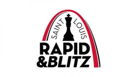 Rapid&Blitz Saint Louis - den 1, komentuje GM Robert Cvek
